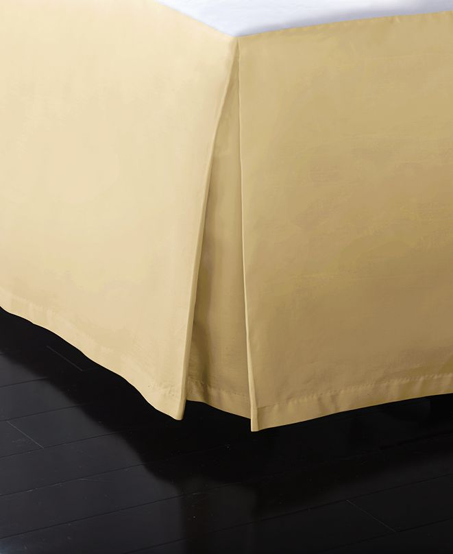 Donna Karan Home Reflection Gold Dust Queen Bedskirt