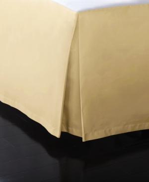 Donna Karan Home Reflection Gold Dust King Bedskirt Bedding
