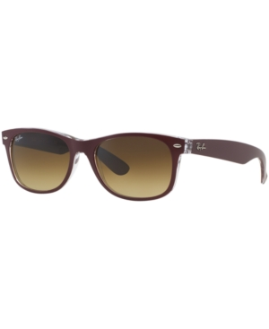 Ray Ban Sunglasses RAY-BAN NEW WAYFARER GRADIENT SUNGLASSES, RB2132 52