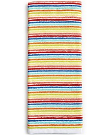 Ribbed & Striped Kitchen Towel Collection Striped Towel
