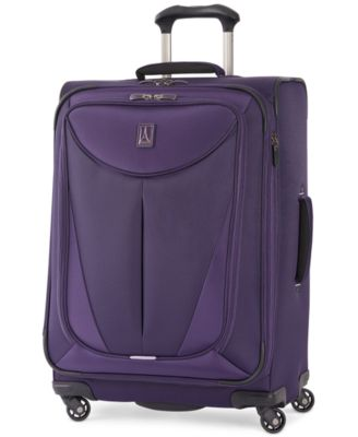 "Image of Travelpro Walkabout 3 25"" Expandable Spinner Suitcase, Only at Macy's"