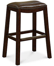 Austin Bar Height Stool, Quick Ship