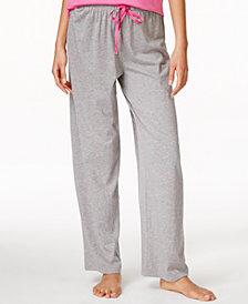 HUE® Cheetah-Print Pajama Pants