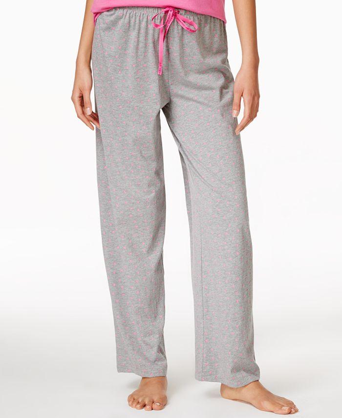 Hue - Cheetah-Print Pajama Pants