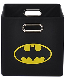 Batman Logo Folding Storage Bin