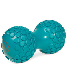 Gaiam Restore Dual Zone Back Roller