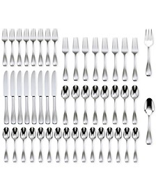 Voss 50-Pc Flatware Set, Service for 8, Created for Macy's