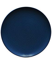 Noritake Swirl Coupe Dinner Plate