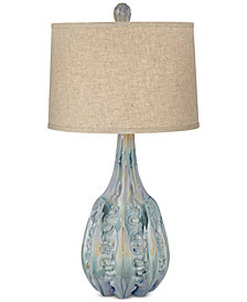 kathy ireland home by Pacific Coast Isla Majorca Table Lamp