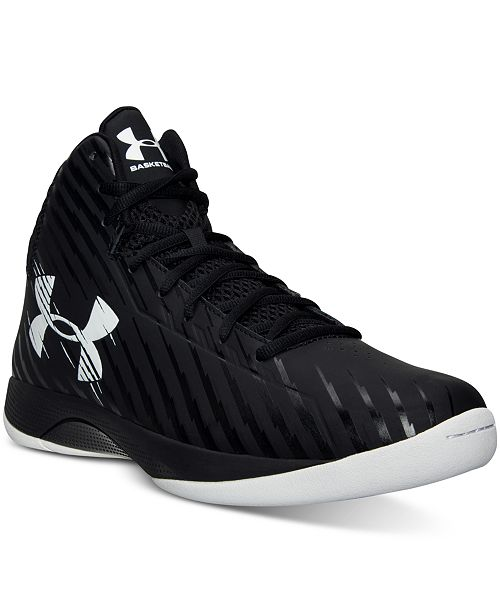 Under Armour Men's Jet Basketball Sneakers from Finish Line