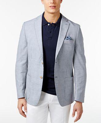 Lauren Ralph Lauren Men's Pinstripe Sport Coat - Blazers & Sport ...