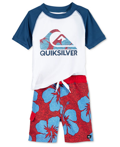 Nautica brings you the best in swim fashions. All our products are made with care and comfort in mind. All swim products feature UPF 50+ Sun protection, so you can be sure your little one is safe as they play.