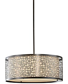 Joplin 3-Light Large Pendant Light