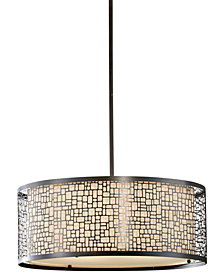 Feiss Joplin 3-Light Large Pendant Light