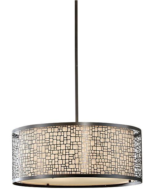 Feiss Joplin 3-Light Large Pendant Light