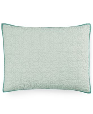 CLOSEOUT! Fern Solid Quilted Standard Sham