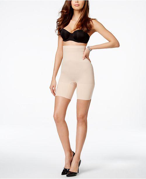 0e8297d0b2 SPANX Women s Higher Power Tummy Control Shorts   Reviews - Handbags ...