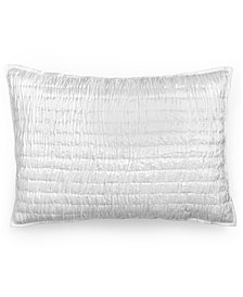 LAST ACT! Hotel Collection Finest Crescent Quilted King Sham, Created for Macy's
