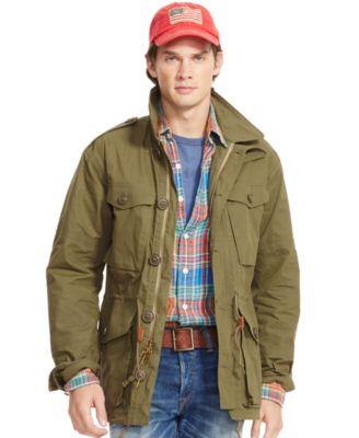Buy mens combat jacket