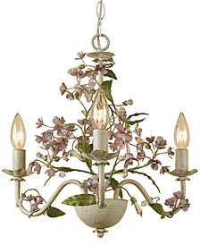 AFLighting Grace 3-Light Mini Chandelier
