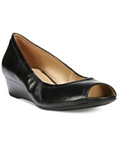 ba5567be8a3 Naturalizer Black Comfortable Shoes for Women - Macy s