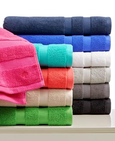 kate spade new york Chattam Stripe Bath Towel Collection, 100% cotton