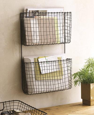 Design Ideas Cabo Wall Pocket
