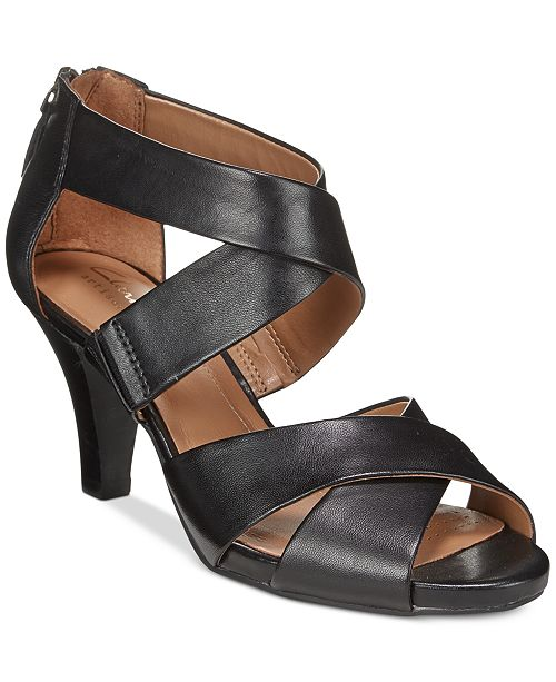 Clarks Women's Florine Sashae Dress Sandal