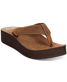 Reef Cushion Butter Flatform Flip-Flops