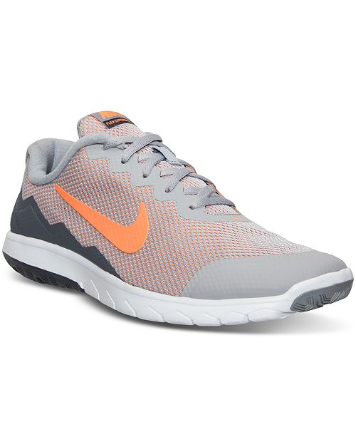 d896c723da11 Nike Men s Flex Experience Run 4 Wide Width Running Sneakers from Finish ...