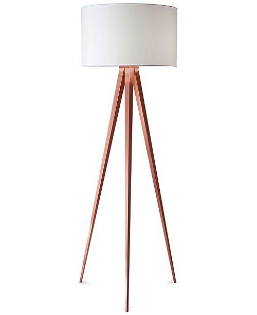 Adesso Director Tripod Floor Lamp