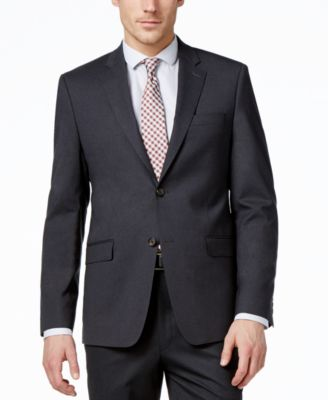 CLOSEOUT! Solid Total Stretch Slim-Fit Jacket