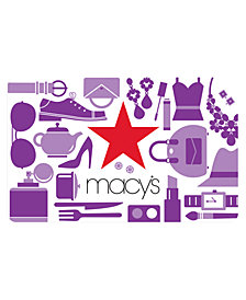 Macy's Everyday E-Gift Card