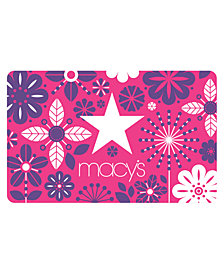Macy's Floral E-Gift Card