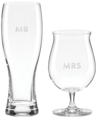 Darling Point Collection 2-Pc. Beer Glasses Set