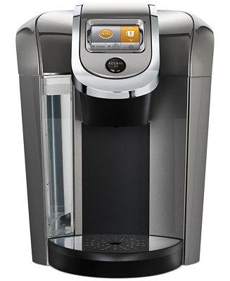 Keurig 2 0 K575 Plus Brewing System Amp Reviews Coffee