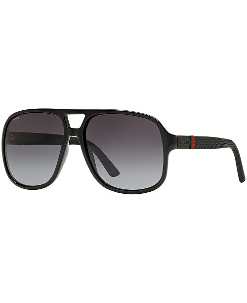 Gucci Sunglasses, GG1115/S & Reviews