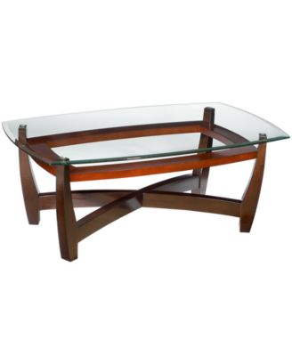Elation Rectangular Coffee Table Furniture Macys