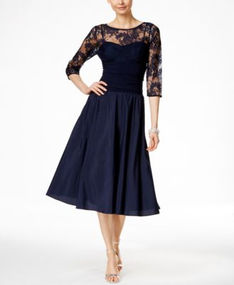 ... Macy's Mother Of The Bride Dresses Tea Length - Trubridal Wedding Blog
