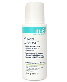m-61 by Bluemercury Power Cleanse - Travel Size Pore Purifying Glycolic Cleanser, 2 oz
