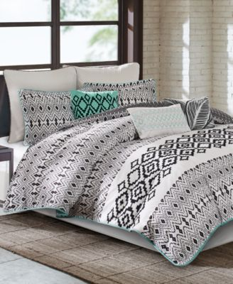 CLOSEOUT! Kalea King Duvet Mini Set