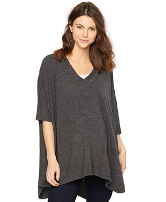 Sweet Romeo Maternity Hooded Poncho