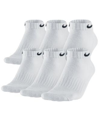 Men's Cotton Low-Cut Socks 6-Pack