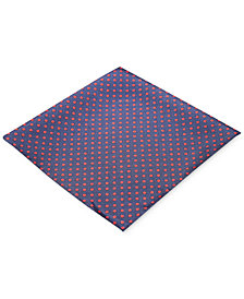 Ryan Seacrest Distinction Style Dot Pocket Square