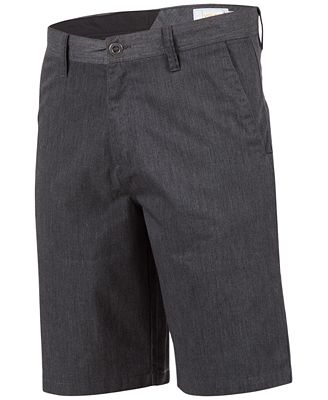 Volcom Men's Frickin Chino Shorts - Shorts - Men - Macy's