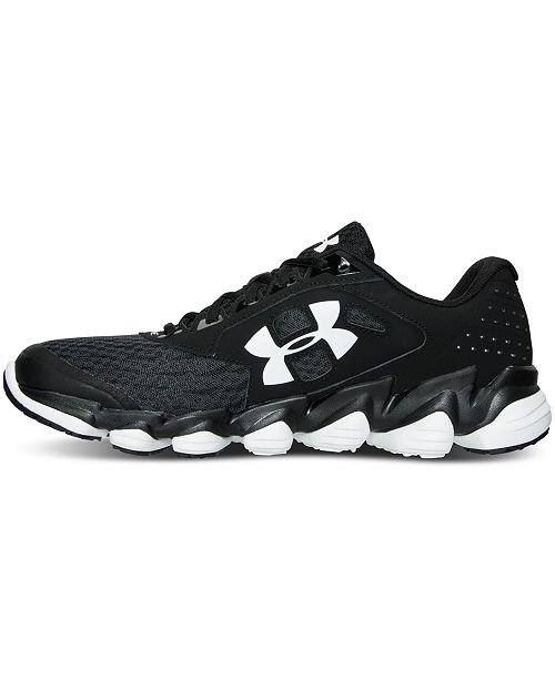 reputable site d35bb 54977 Under Armour Men's Spine Disrupt Running Sneakers from ...