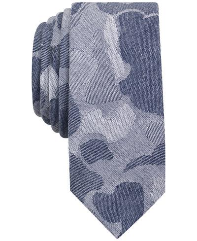Original Penguin Men's Tiffany Camo Slim Tie