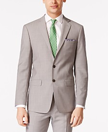Calvin Klein Solid Classic-Fit Jacket