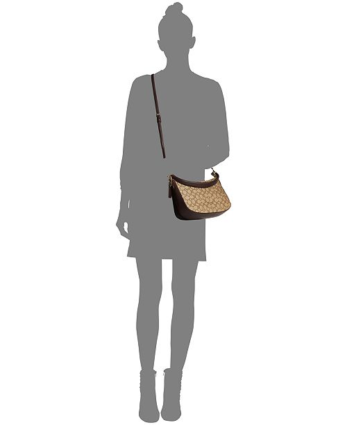6c877a05 COACH Chelsea Crossbody in Signature Jacquard & Reviews - Handbags ...