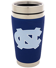 Hunter Manufacturing North Carolina Tar Heels 16 oz. Stainless Steel Travel Tumbler
